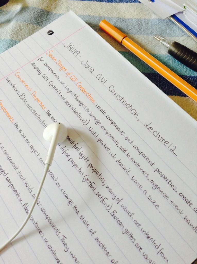Revision materials